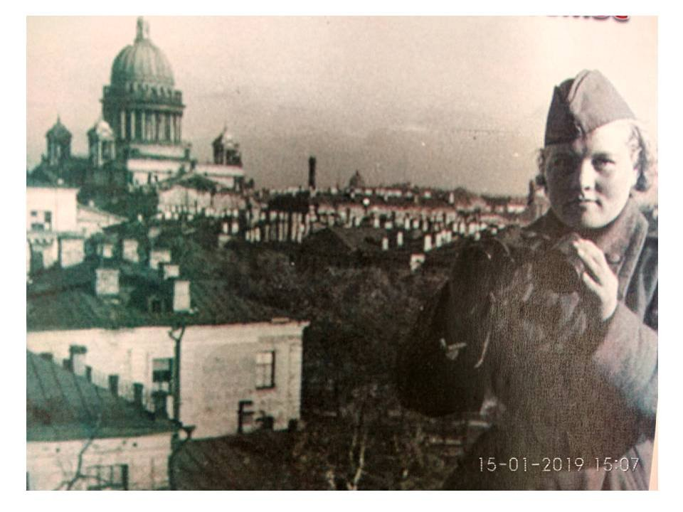 Бойкова Аграфена Карповна (р. 1917 г.)