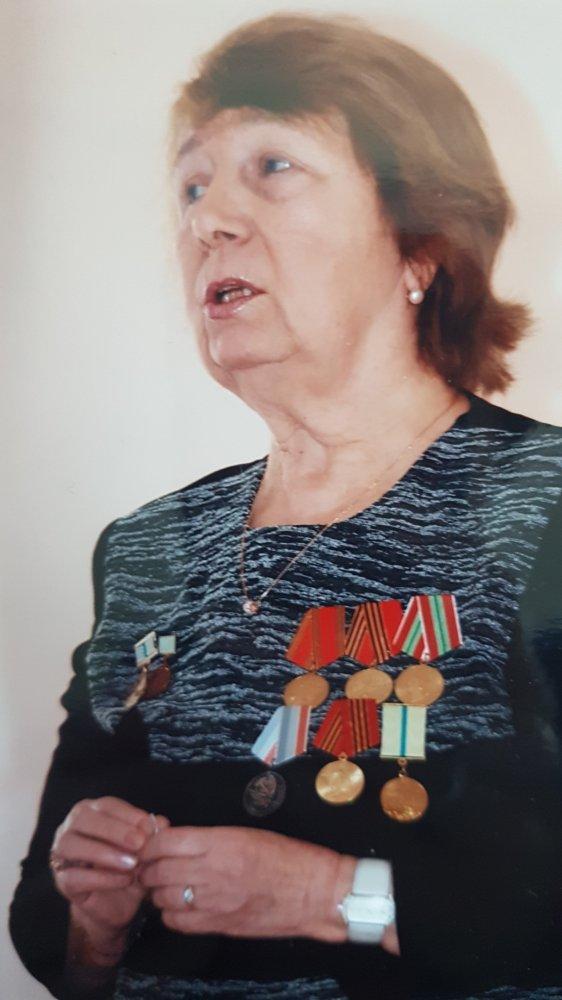 Потанина Валентина Аркадьевна р.1938 г