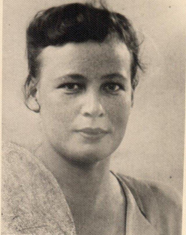 Волкова Мария Николаевна (1917 - 1991 г.)