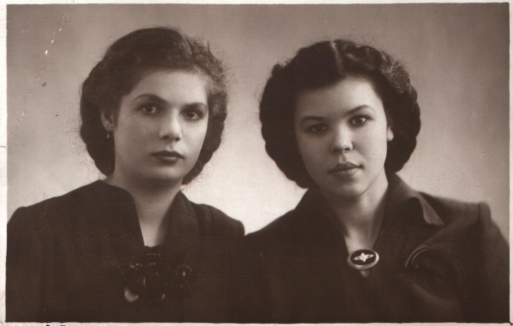 Тамара Ефимовна р. 1937 г.