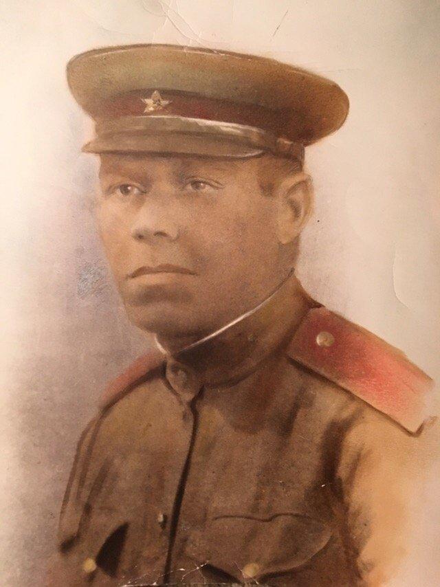 Мотов Фёдор Фёдорович (1908 - 1980 г.)