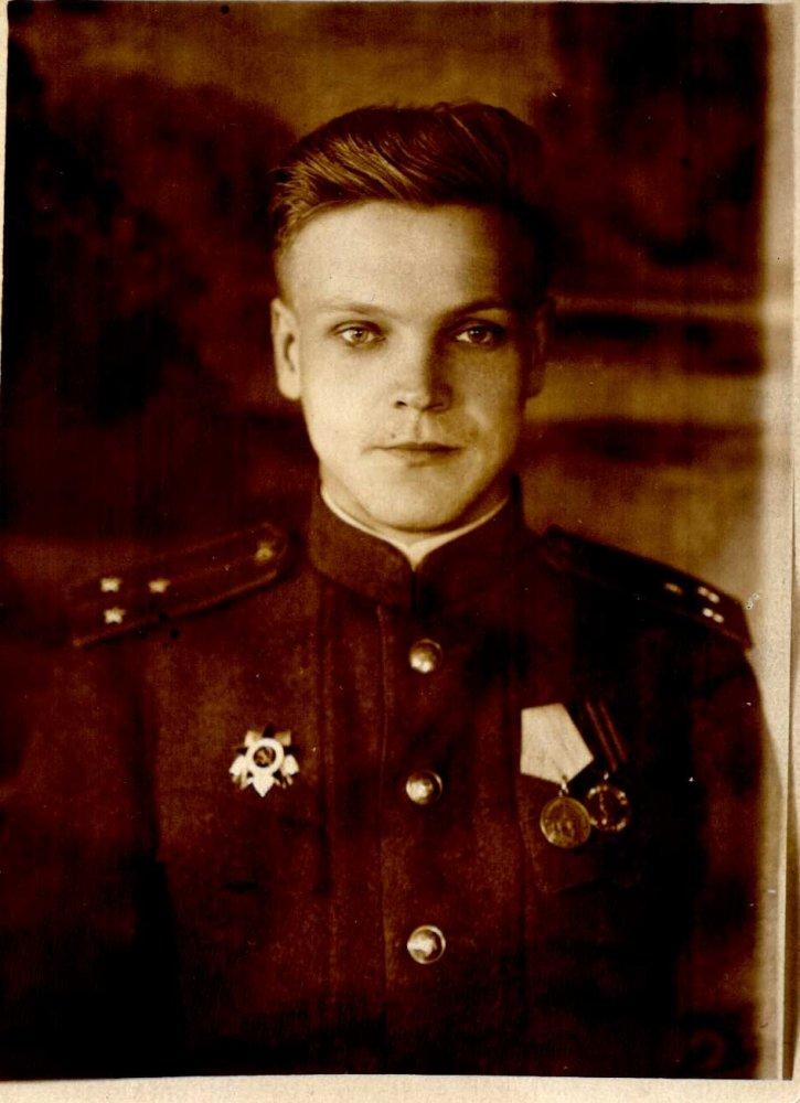 Ситников Геннадий Егорович (1923 - не указано)