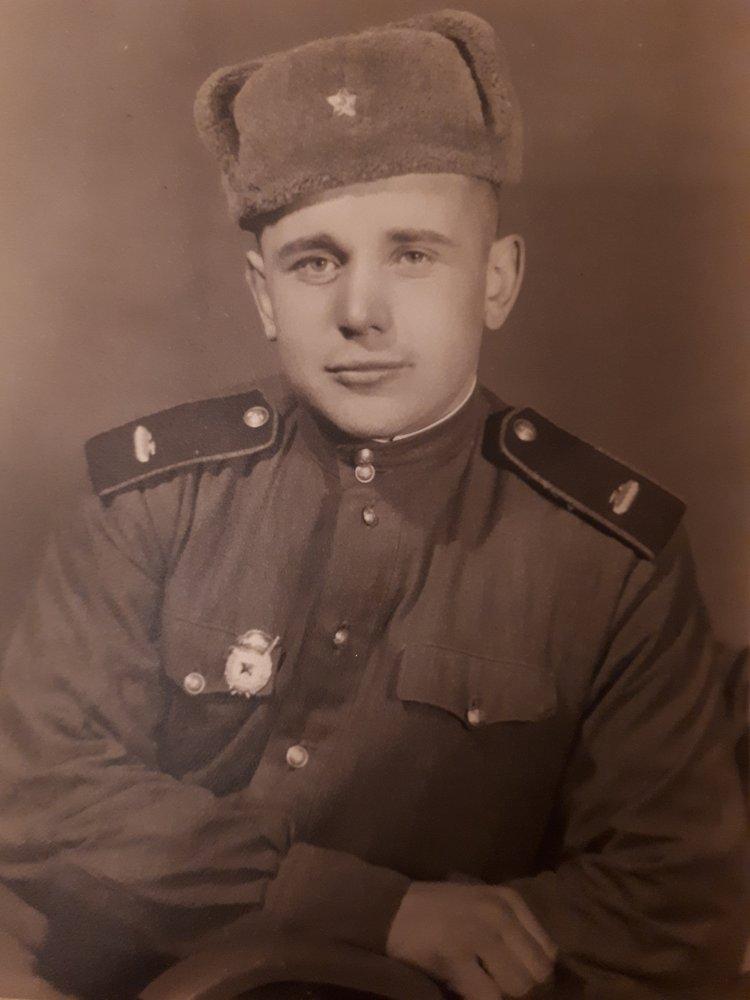 Малютин Николай Михайлович (1928 - 2013 г.)