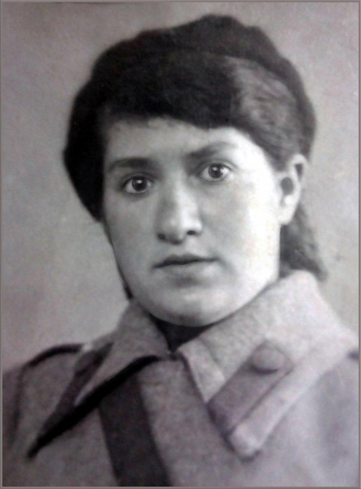 Гершевская (Розина) Марксэна Самуиловна (1923 - не указано)